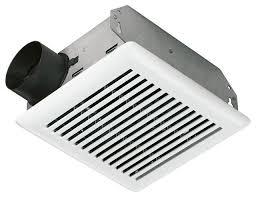 Flush Mount Bathroom Exhaust Fan by Value Test 50 Cfm Wall Ceiling Mount Exhaust Bath Fan