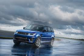 wrapped range rover sport 2015 land rover range rover sport svr first look motor trend