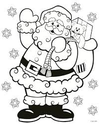 free christmas coloring pages kids resume collection