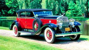 cadillac v16 452 all weather phaeton by murphy 1930 youtube