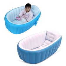 travel bathtub baby portable baby infant swimmingpool travel inflatable bath tub