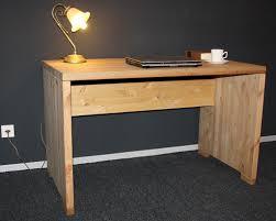 Kleiner Holz Schreibtisch Massivholz Schreibtisch Kiefer Gelaugt Geölt Computertisch Kinder