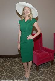 Kentucky Travel Outfits images Kate upton leads the way in the fashion stakes on kentucky derby jpg