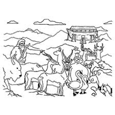 flood coloring pages top 10 u0027noah and the ark u0027 coloring pages your toddler will love to