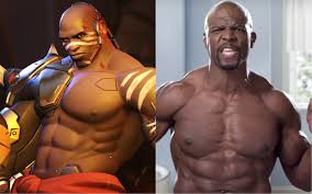 Terry Crews Old Spice Meme - overwatch fans are mad that terry crews isn t doomfist inverse