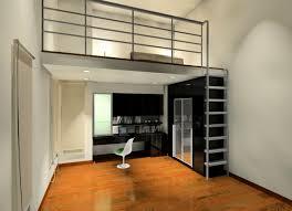 mezzanine chambre adulte chambre mezzanine petit appartement avec chambre en mezzanine 8 il
