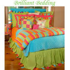 Bed Linen For Girls - kids bedding bed sets for teen girls brightly colored teens