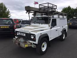 white land rover defender 90 used land rover defender white for sale motors co uk