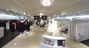 wedding dress store how david s bridal let the dogs out