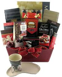 chocolate baskets chocolate fondue party glitter gift baskets