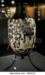 The Blue Vase Blue Vase From Pompeii Stock Photo Royalty Free Image 20889353