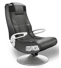 X Rocker Recliner Rocker Pedestal Gaming Chair