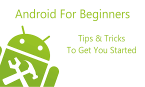 learn android development 4 steps to learn android mobile development