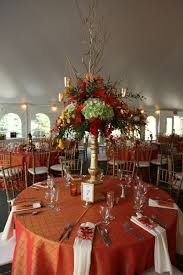 fall arrangements for tables centerpiece ideas for fall weddings