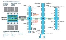 denver terminal b map save up to 84 on denver international airport parking den by