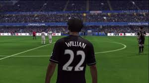 Chelsea F C Chelseafc Com Fifa 14 Chelsea F C Subs Reserves Player Faces Youtube