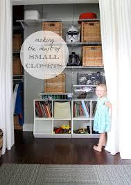 kid friendly closet organization house tweaking
