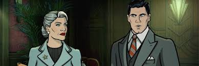 Seeking Fxx Trailer Archer Season 8 Trailers Reveal New Noir Setting Collider