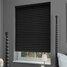 Timber Blind Cleaning Black Wooden Blinds 2go Elegant And Luxurious Black Wooden Blinds