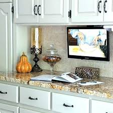 under cabinet kitchen radios kitchen tv under cabinet fresh small for kitchen wall taste under