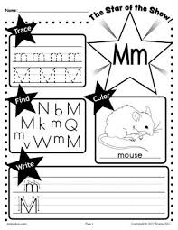 213 free preschool tracing worksheets u0026 printables page 2