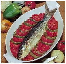 cuisiner du mulet les recettes de cuisine à base de poissons le mulet à la gitane