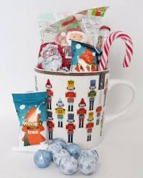 gift mugs with candy christmas gift mug filled with starbucks coffee and chocolate
