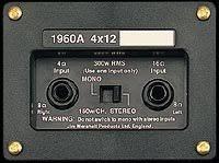 Marshall 412 Cabinet Marshall 1960a Angled Guitar Speaker Cabinet 300 Watts 4x12