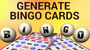 how to generate bingo cards youtube