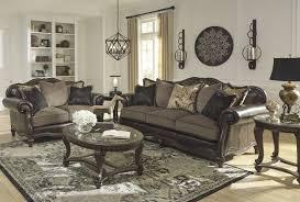 vintage sofa winnsboro durablend vintage sofa loveseat 55602 38 35
