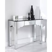 Mirror Console Table Mirror Console Table Cheap Unique Style In Picture Of