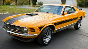 Mustang Mach One 1970 Ford Mustang Mach 1 Twister Edition S89 Kansas City 2012