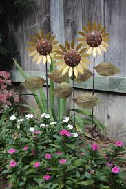 garden garden flower ornaments best metal garden ornaments ideas