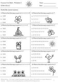 grade math common core standards all 3rd grade math review
