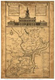 Map Of Philly Old Maps Of Philadelphia Pa