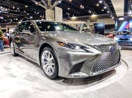 lexus richmond vancouver 2018 lexus ls 500h at vancouver international auto show hello