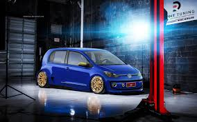 volkswagen custom vw up custom made by rntdesign on deviantart