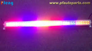 multi color led light bar rgb color remote control flashing led light bar youtube