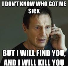 Funny Sick Memes - things everyone goes through while sick funniest photos sick and
