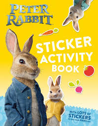 rabbit merchandise rabbit the sticker activity book penguin random