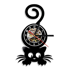 online buy wholesale cats lover clock from china cats lover clock