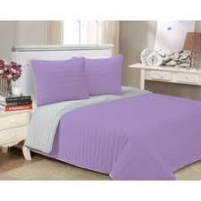 Monogrammed Coverlet Purple Quilts U0026 Coverlets Sears