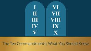 dennis prager 10 commandments the ten commandments what you should