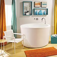 inspiring soaking tubs for small bathrooms design ideas themsfly