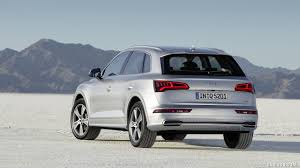 2018 audi q5 color florett silver rear three quarter hd
