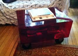cool modern industrial diy coffee table u2013 free from found