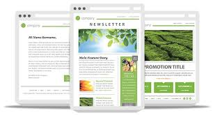 create email newsletter template 12 best real estate newsletter