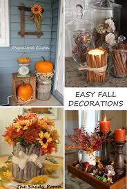 easy fall decorations to make how do you make easy fall
