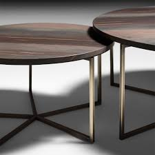 Italian Stone Designer Coffee Table Juliettes Interiors - Designer coffe tables