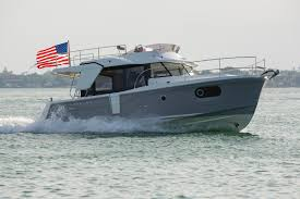 introducing the 2017 beneteau power 30 swift trawler check her